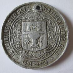 MEDALIE STEFAN CEL MARE 1504-1904 - Medalii Romania
