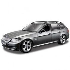 Masinuta BMW Seria 3 Argintiu 1/24 Bburago