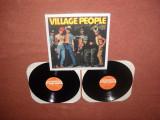 Village People: Live And Sleazy(1979)(2 LP vinil disco de calitate)