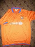 Tricoul Echipei Fotbal F.C.Barcelona cu ocazia Galei UNICEF , Jucator HAN, L