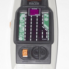 Consola retro vintage Bandai Electronics Champion Racer tabletop