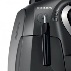 Espressor automat Philips HD8651/09, 1400W, 15 Bar, 1 l, Negru