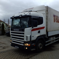 Scania 124 L420 - Camion