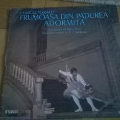 DISC VINIL CHARLES PERRAULT - FRUMOASA DIN PADUREA ADORMITA - Muzica Opera
