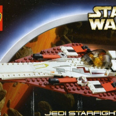 LEGO 7143 Jedi Starfighter - LEGO Star Wars