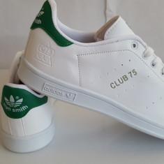 Adidasi Adidas Stan Smith - Adidasi barbati, Marime: 44, Culoare: Alb
