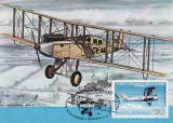 5175 - Carte maxima Romania 1983 - aviatie