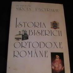 ISTORIA BISERICII ORTODOXE ROMANE-PROF MIRCEA PACURARIU- - Carti Istoria bisericii