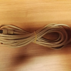 Cablu coaxial (TV) 4, 7m