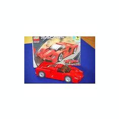 LEGO 8652 Enzo Ferrari 1:17