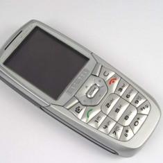 ALCATEL 756 netestat - fara acumulator - Telefon Alcatel, Gri, Nu se aplica, Neblocat, Single SIM, Fara procesor