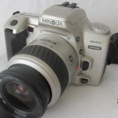 Foto MINOLTA Dynax 404 SI cu obiectiv - Aparat Foto cu Film Konica Minolta