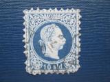 TIMBRE AUSTRIA =STAMPILAT=1867