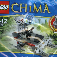 LEGO 30251 Winzar's Pack Patrol - LEGO Legends of Chima