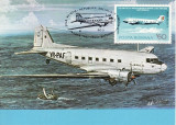 5177 - Carte maxima Romania 1983 - aviatie