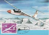 5173 - Carte maxima Romania 1983 - aviatie