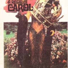 Barbara Cartland - Viata scandaloasa a regelui Carol.Iubirile si pasiunile sale - 36216 - Carte Monografie