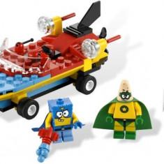 LEGO 3815 Heroic Heroes of the Deep - LEGO Super Heroes
