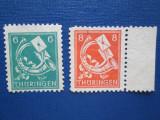 TIMBRE GERMANIA SET=MNH=ZONA DE OCUPATIE, Nestampilat