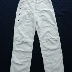 Pantaloni Pepe Jeans London Classic; marime S, vezi dimensiuni exacte; ca noi - Pantaloni dama, Marime: S, Culoare: Din imagine