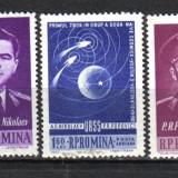 RRR PRIMUL ZBOR IN GRUP LP. 547 MNH LUX - Timbre Romania, Nestampilat