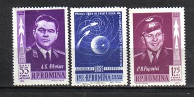RRR     PRIMUL ZBOR IN GRUP LP. 547  MNH LUX foto