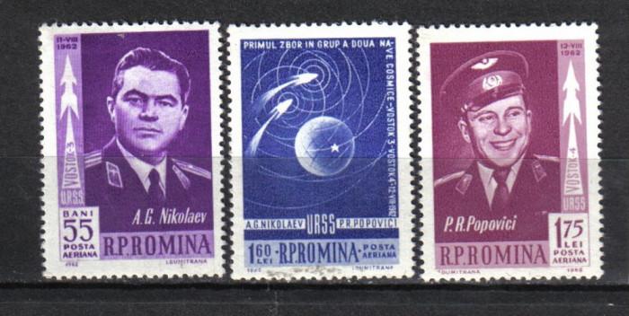 RRR     PRIMUL ZBOR IN GRUP LP. 547  MNH LUX