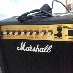Combo Marshall MG de 15W - Monitor studio