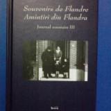 Amintiri din Flandra(carte bilingva) / Eugene van Itterbeek / R2P1F - Biografie