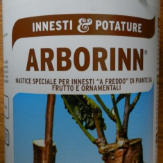 Arborinn Mastic pentru altoit profesional 5kg Italia - Cleste altoit