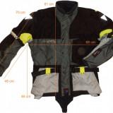 Geaca moto HEIN GERICKE Pro Sports, full protectii (XL spre 2XL) cod-173440