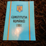 Constitutia Romaniei, 1991