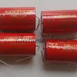 Condensator 10 uF - 250v cu polipropilena pentru filtre de boxe