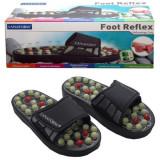 Papuci reflexoterapie Foot Reflex Lanaform