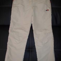 Pantaloni de la TCM, material foarte fin; marime 38/40, vezi dimensiuni exacte - Pantaloni dama, Culoare: Din imagine