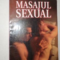 MASAJUL SEXUAL 175PAGINI/ AN 1998/ NUMEROASE FIGURI - Carte ezoterism