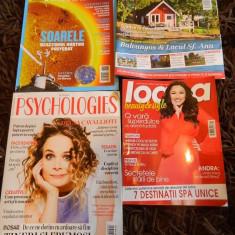 Set de trei reviste timp liber. Ioana, Casa de vacanta si Psychologies, OFERTA! - Revista casa