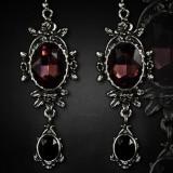 Cercei gotici Trandafiri sălbatici - Pandantiv fashion