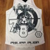 Maieu/tricou fara maneci Philipp Plein Robot slim fit  *REDUCERE DE PRET*