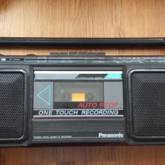 RADIOCASETOFON PANASONIC RX 4910L . DEFECT .