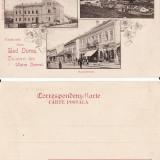 Vatra Dornei (Bucovina, Suceava)-  clasica, rara