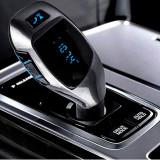 Modulator FM cu Bluetooth sistem maini libere | HandsFree