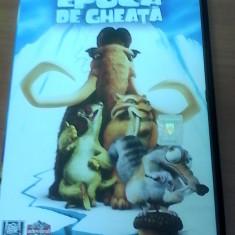 Dvd desene Epoca de gheata - Ice age - Film animatie Altele, Romana