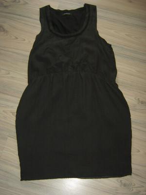 rochie BRUUNS BAZAAR retail 250 de euro S/M matase naturala megapret pana 1.05 foto