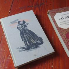Carte L. Italiana - Gli amanti de Mitchell Wilson anul 1955 / 348 pagini ! - Carte in italiana