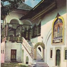 bnk cp Manastirea Hurez  - Vedere - necirculata