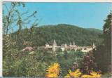 Bnk cp Manastirea Secu - Vedere generala - necirculata, Printata, Vanatori Neamt