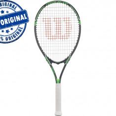 Racheta tenis Wilson Tour Slam - livrare din stoc - Racheta tenis de camp Wilson, Adulti, Aluminiu/Compozit