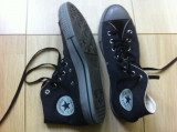 converse all star chuck taylor nr 42.5 uk 8 made in thailand tenisi textil sport