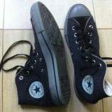 converse all star chuck taylor unisex 42.5 made in thailand tenisi textil
